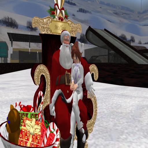 demylynx & Santa Winter Carnival