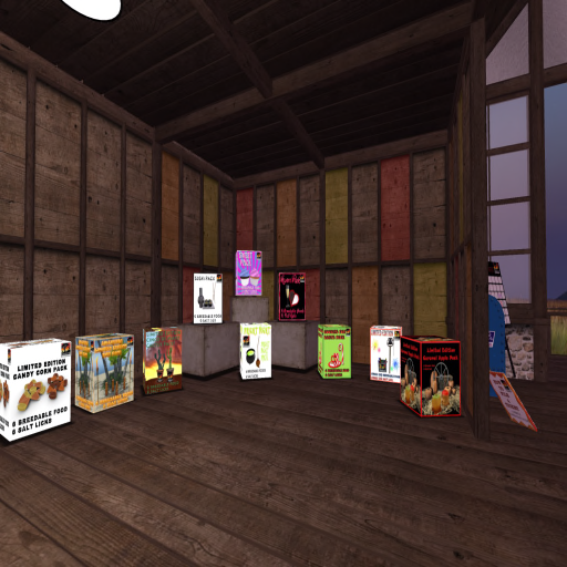 Snapshot _ Amaretto Ranch Breedables Main Store - Breedable hor 2