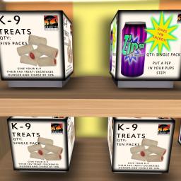 K-9 Treats