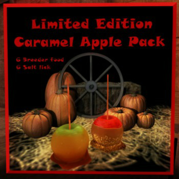Carmel Apple Pack