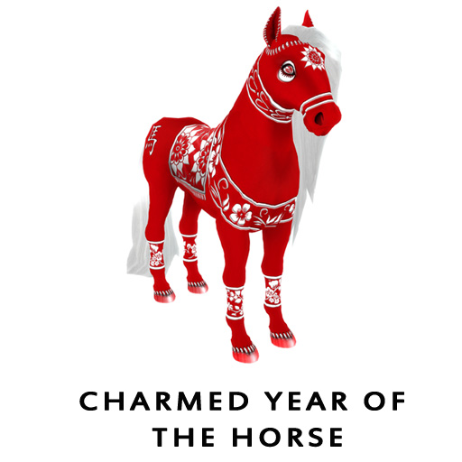 Charmed Year of the Horse1