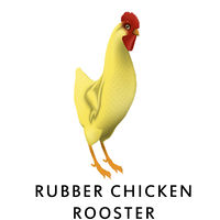 RubberChickenRooster