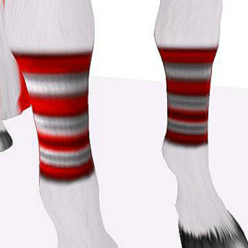 Socks Candy Cane
