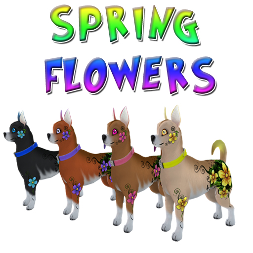 SpringFlowersk9