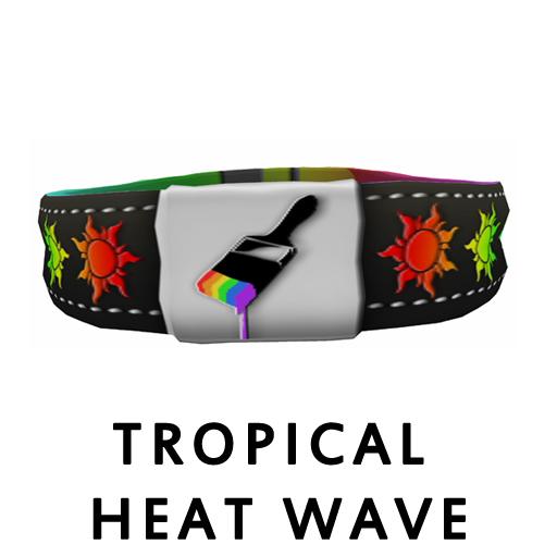TropicalHeatWaveCollar