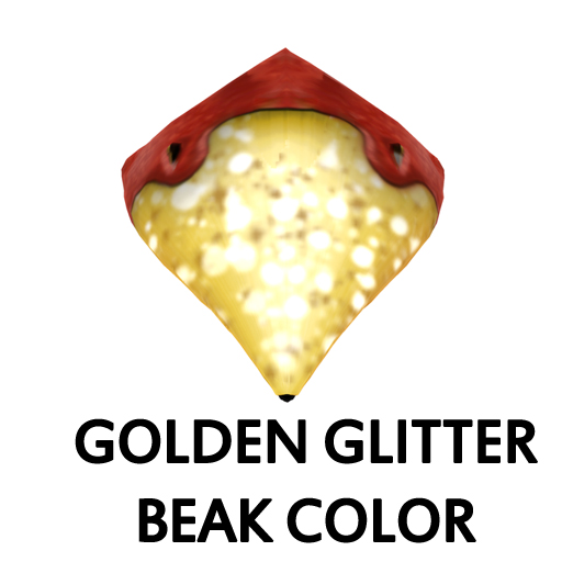 GoldenGlitterBeak