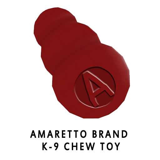 Amaretto Brand K-9 Chew Toy