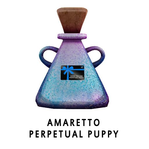 Amaretto Perpetual Puppy