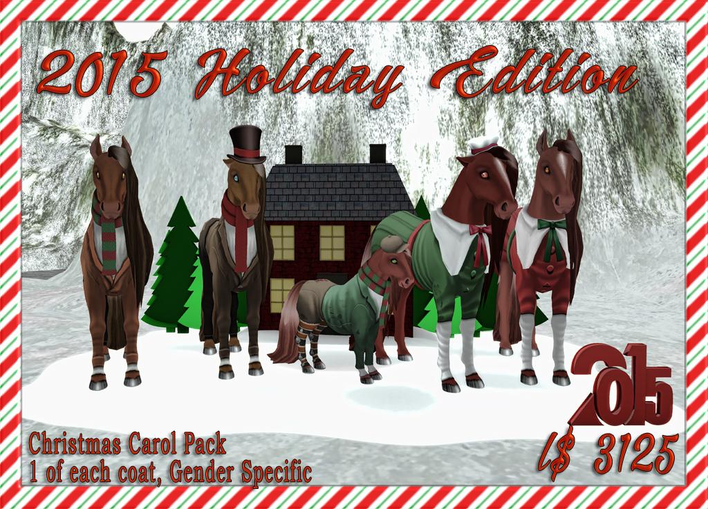 Horse CarolPack