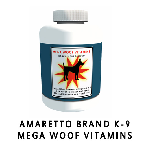 Amaretto_Brand_K-9_Mega_Woof_Vitamins