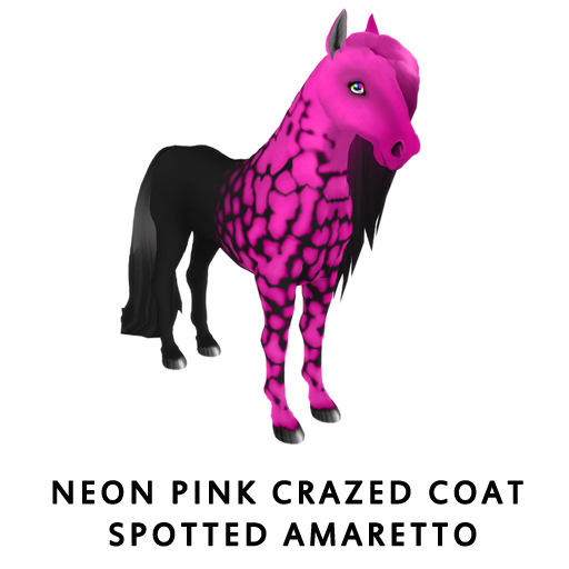 NeonPinkCrazed_Coat_Spotted_Amaretto