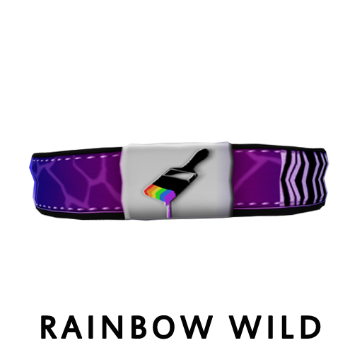 Rainbow_WildCollar