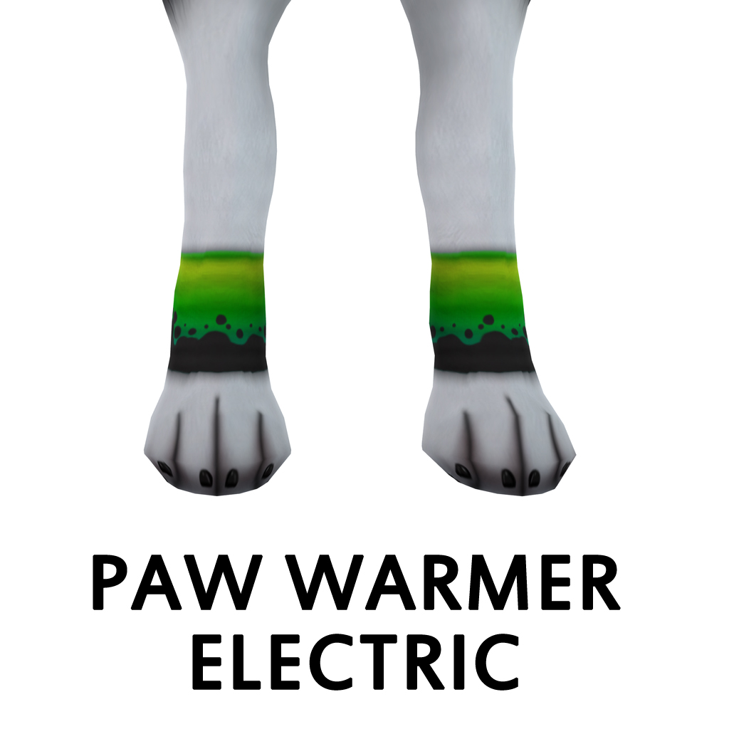 PawWarmerElectric