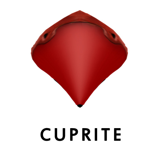 CUPRITEbeak