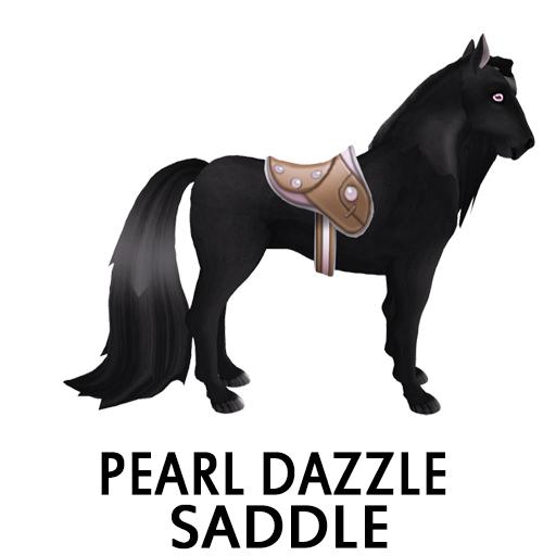 pearldazzlesaddle