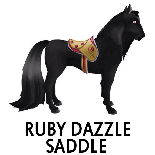 rubydazzlesaddle