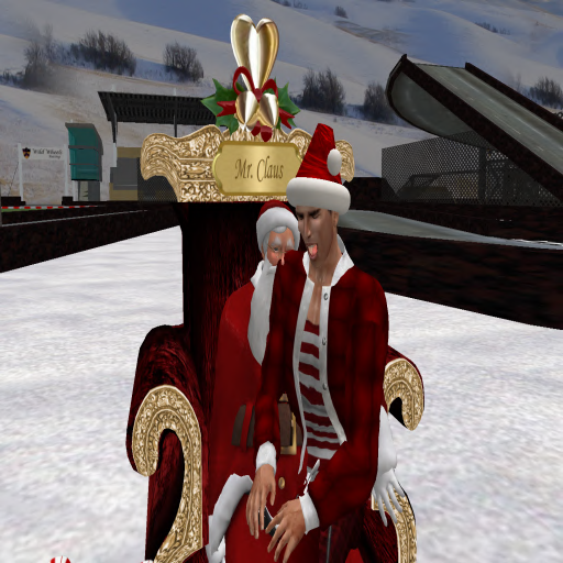Alpha Prim & Santa @ Winter Carnival