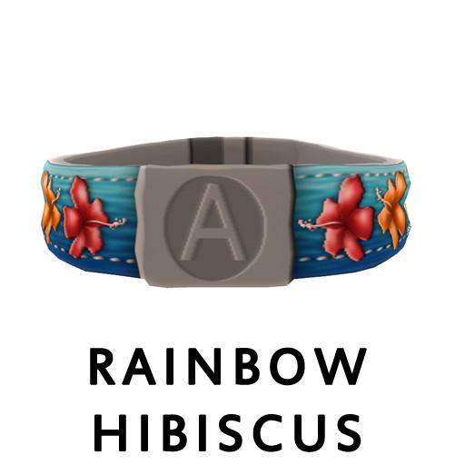 Rainbowhibiscus