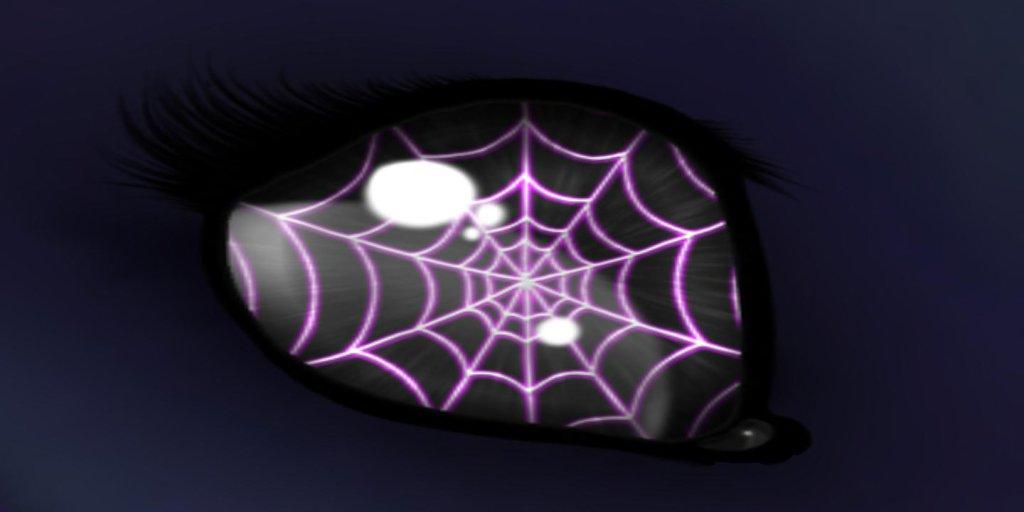Seraphyna Viper Halloween Falabella Showhorse EYE
