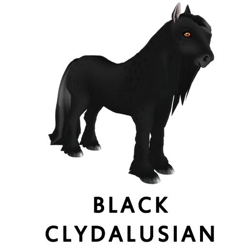 BlackClydalusian