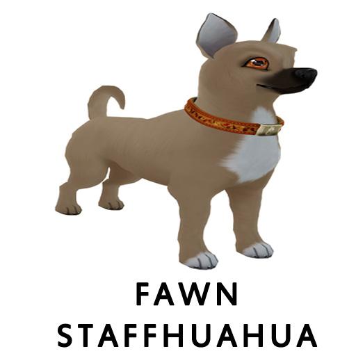 FawnStaffhuahua