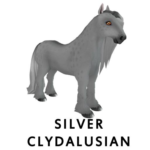 SilverClydalusian