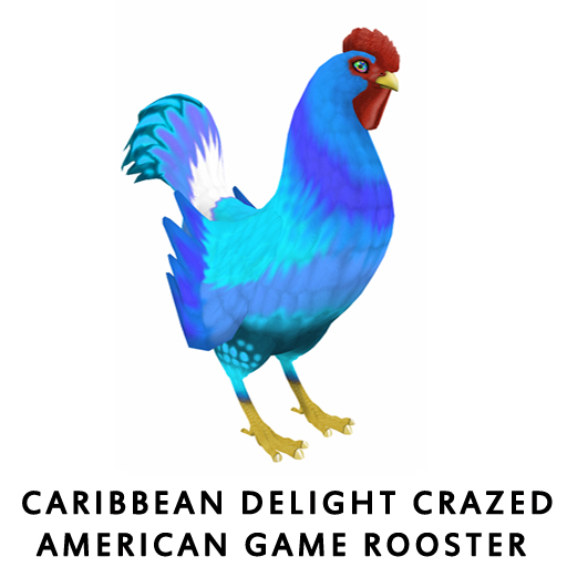 Caribbean_Delight_Crazed_American_Game_Hen