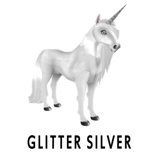 Glitter_Silver