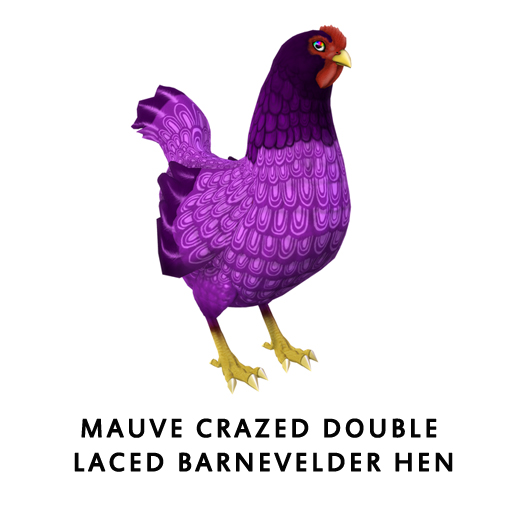 MauveCrazed_Double_Laced_BarnevelderHen