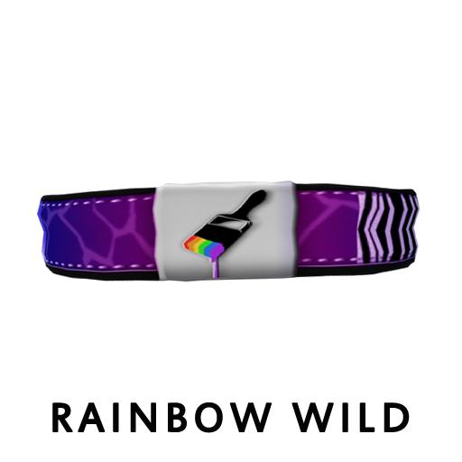Rainbow_WildCollar