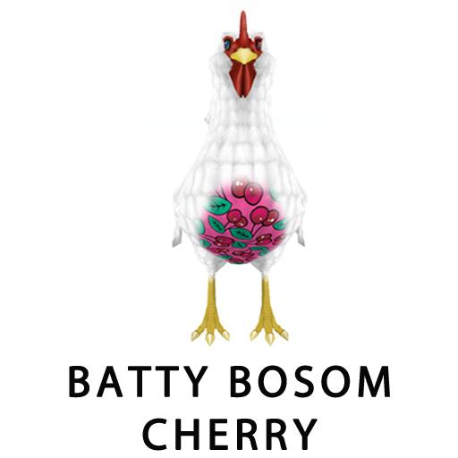 Batty Bosom Cherry