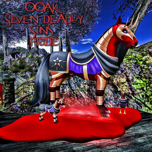 OOAK Seven Deadly SinsPride