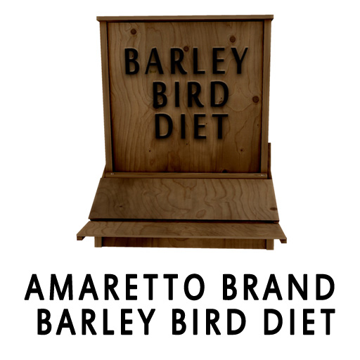 Amaretto_Brand_Barley_Bird_Diet