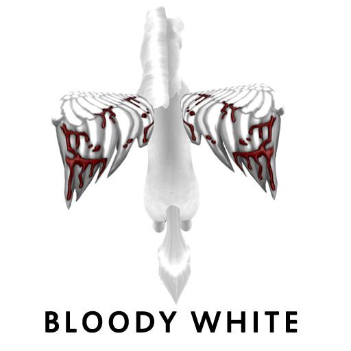bloodywhite