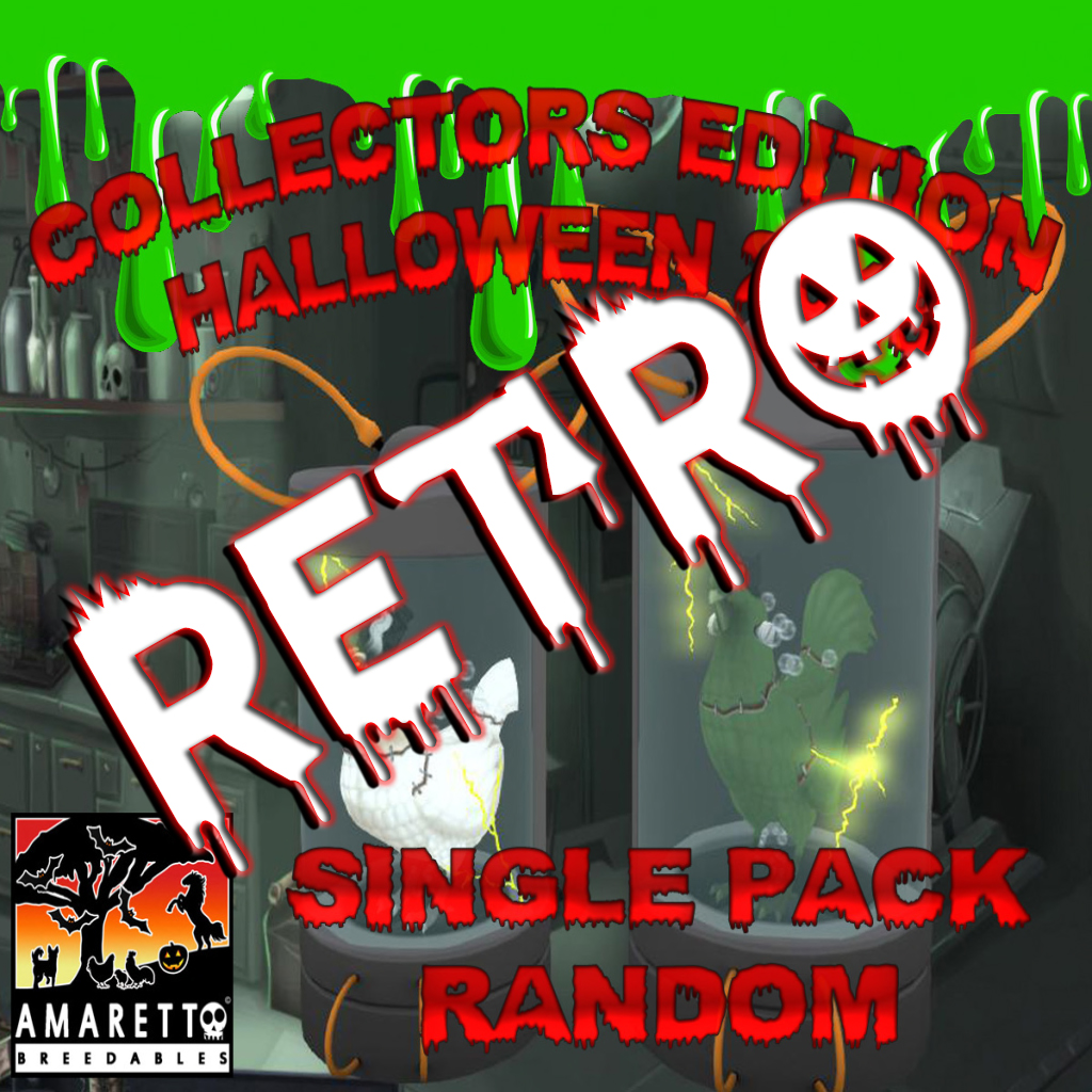 collectorseditionhalloweensinglepackrandomretro