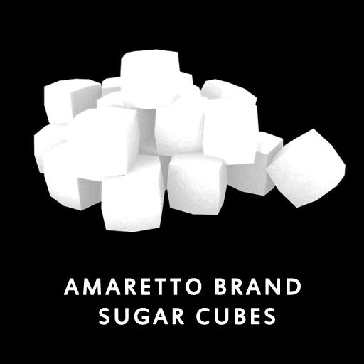 amaretto_brand_sugar_cubes