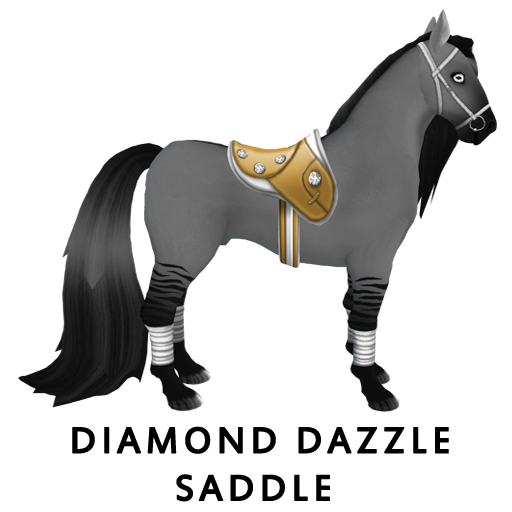 diamonddazzlesaddle