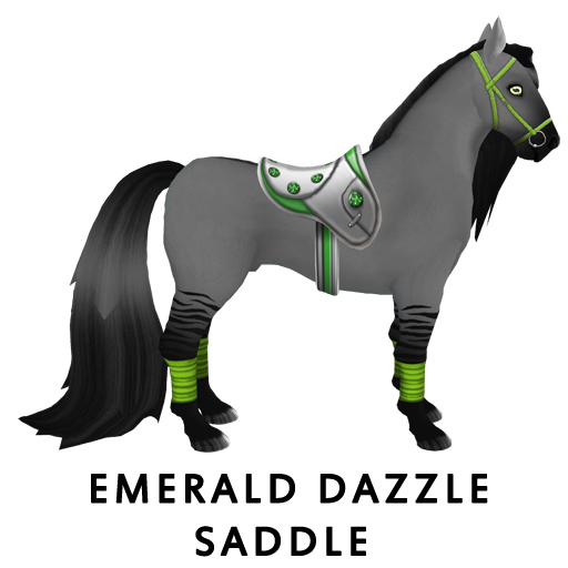 emeralddazzlesaddle